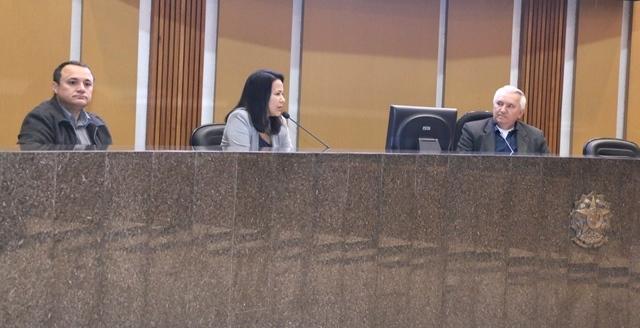 Audiência pública apresentou as metas fiscais do Executivo