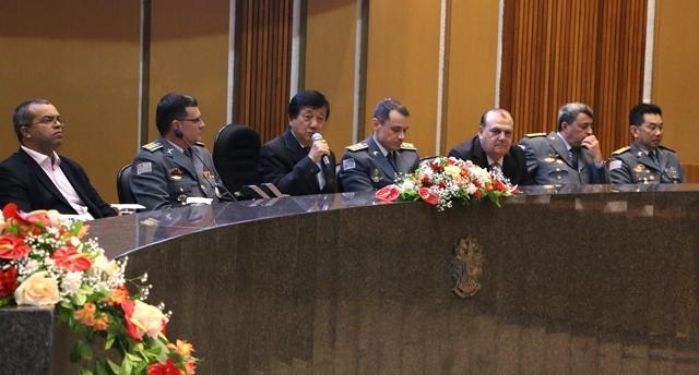Dia das Polícias Civil, Militar e Científica ganhou destaque em sessão solene na Câmara Municipal